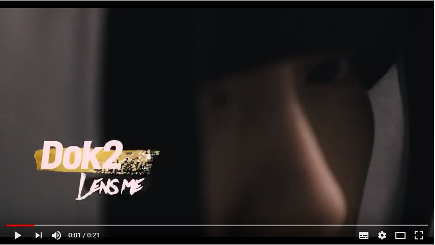 ★making film 01. LENSME X Dok2 TEASER